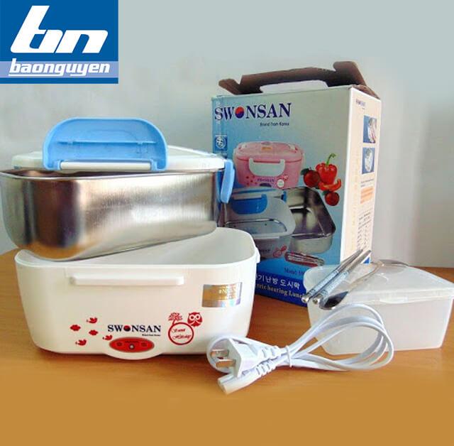 Công Ty Bảo Nguyên - Nhà sản xuất hộp cơm căm điện SWONSAN