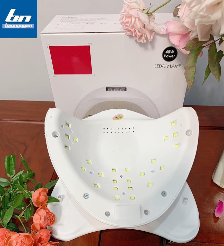 Công Ty BẢO NGUYÊN phân phối máy hơ gel sun 5E chính hãng